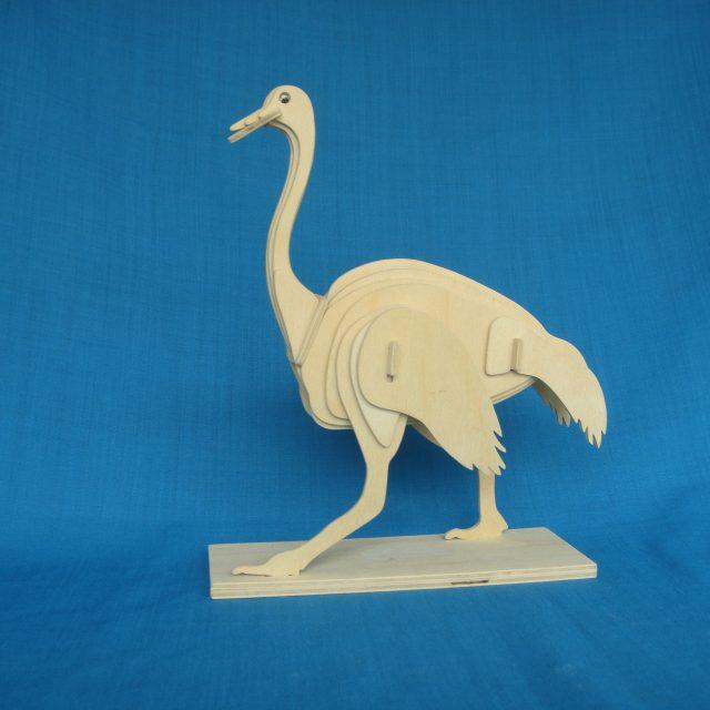 Struisvogel (€20,00)